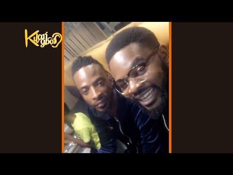 WIZKID LIVE IN DC, DAVIDO IN SWEDEN- 9ICE & FALZ NO WAR (Nigerian Entertainment)