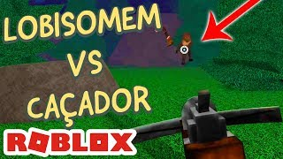 AMIGA WEREWOLF VS I HUNTER!! -A WOLF OR OTHER at ROBLOX