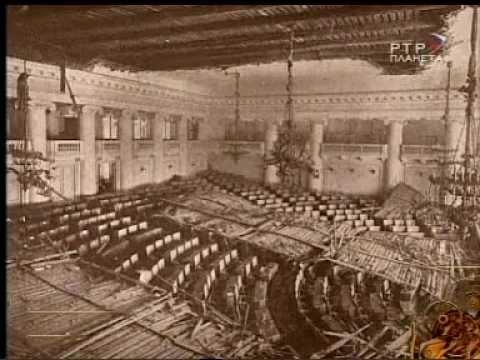 Ист. Хроники: 1907 - Максим Горький