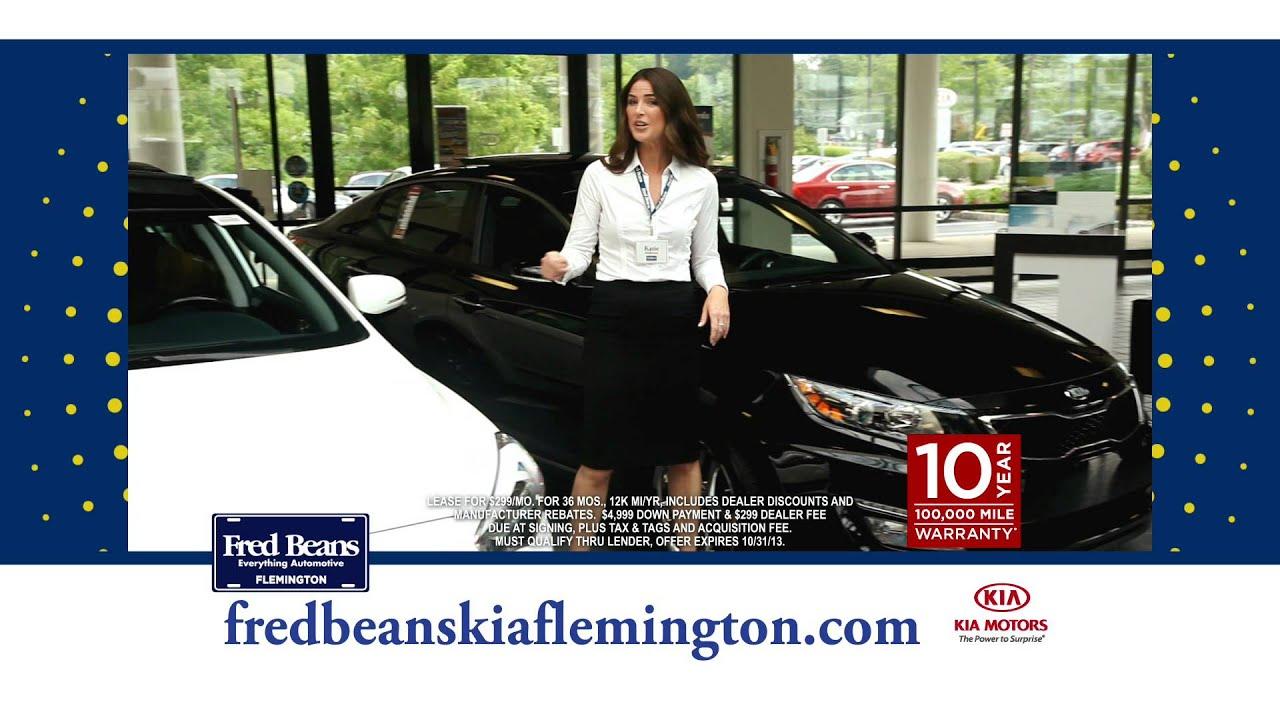 Fred Beans Kia >> Fred Beans Kia Of Flemington New Kia Dealer Youtube