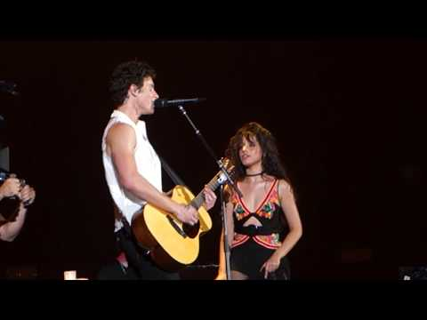 Shawn Mendes and Camila Cabello - Senorita -  in Toronto