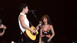 Shawn Mendes and Camila Cabello - Senorita - Live in Toronto