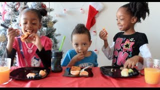 ✿‿✿ How To Make A Breakfast Casserole Cooking With Kids