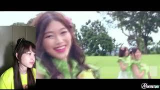 BNK 48 เมื่อนิวมา Reaction [MV] Musim yang Selanjutnya (Tsugi no Season) - JKT48