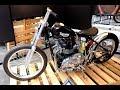 Triumph motorcycle Chopper style