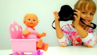 Куклы Барби: фотосессия для Штеффи. Идеи для кукол - Мультики для девочек