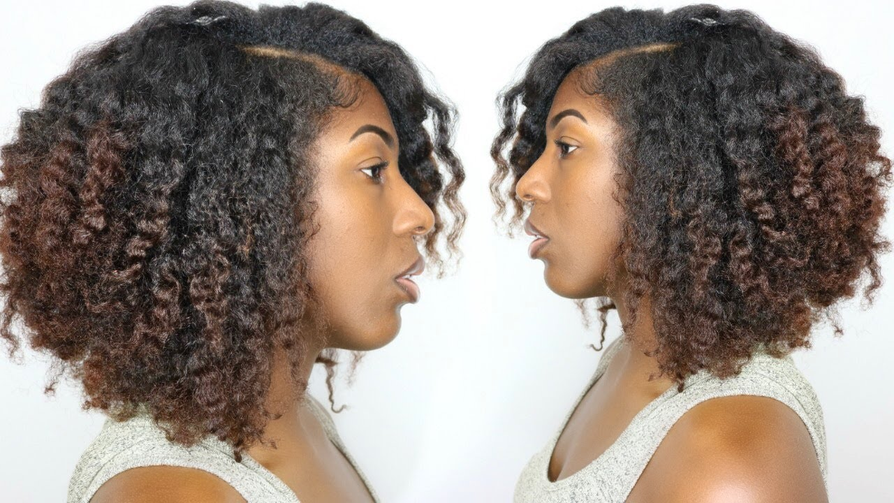 braidout natural hair
