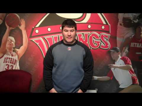 Baseball Preseason Interview: Cory Ferm, Bethany Lutheran College