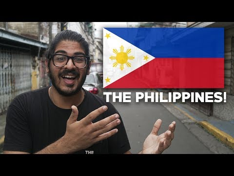 MOVING TO MANILA! - American Moving to The Philippines!
