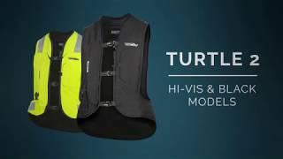 Gilets airbag  motard - Turtle 2 Helite™