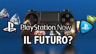 PLAYSTATION NOW: il futuro del gaming è in streaming? - GameShow