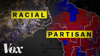 The difference between racial and partisan gerrymandering
