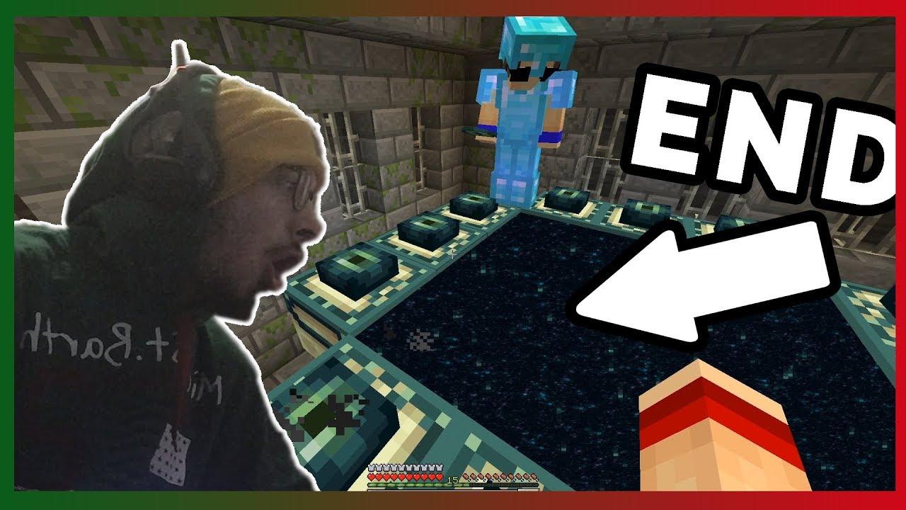 Ender პორტალი ვიპოვეთ?! | EP 8 – Minecraft
