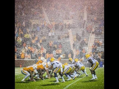 November 18, 2017  21 LSU vs Tennessee