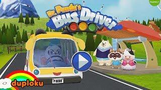 Game Bis dan Truk Dr  Panda Bus Driver Duploku