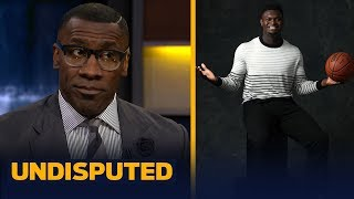 Download 'I just don't see' Zion being a superstar in the NBA — Shannon Sharpe   NBA DRAFT   UNDISPUTED Mp3 and Videos