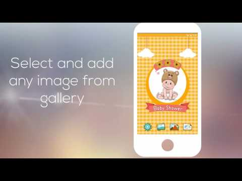 Baby shower invitation card maker apps on google play stopboris Image collections