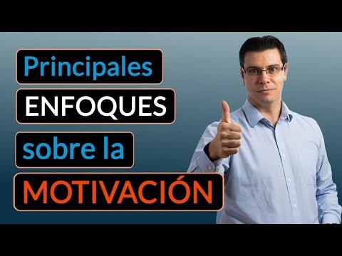 Principales ENFOQUES sobre la MOTIVACIÓN en el trabajo