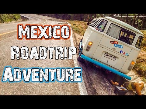 MEXICO TRAVEL ADVENTURE - Hasta Alaska - S03E12