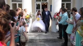 Наша Свадьба в г.Петергоф.