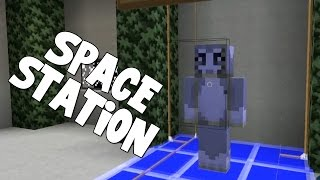 Minecraft - Mission To Mars - Space Station! [7]