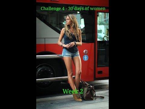 Challenge 4 - 30 days of women - Week 2