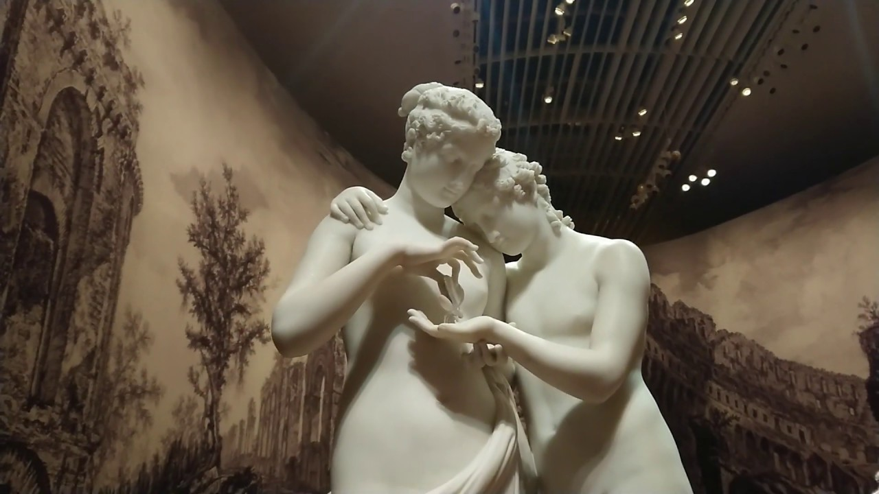 Antonio Canova 'Amor and Psyche' 1800-03, Hermitage, St  Petersburg