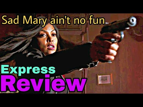 Proud Mary Movie Review! Sony Sucks! And so does this film!