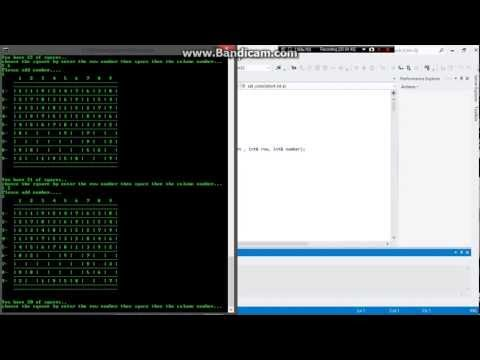 My first C++ Game (Sudoku)