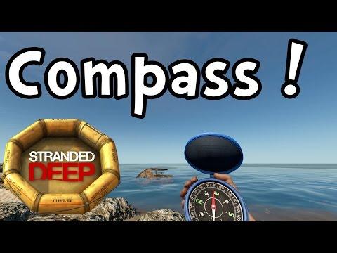 "Stranded Deep E04 ""Wacko Compass!"" (Sandbox Survival 1080p60)"