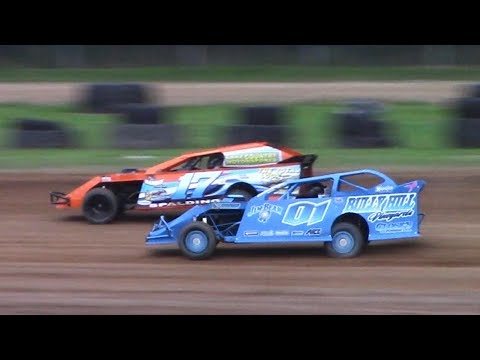 UEMS E-Mod Heat Two | McKean County Raceway | 7-22-17
