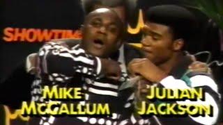 Mike McCallum vs Julian Jackson - Highlights (Amazing Boxing WAR)