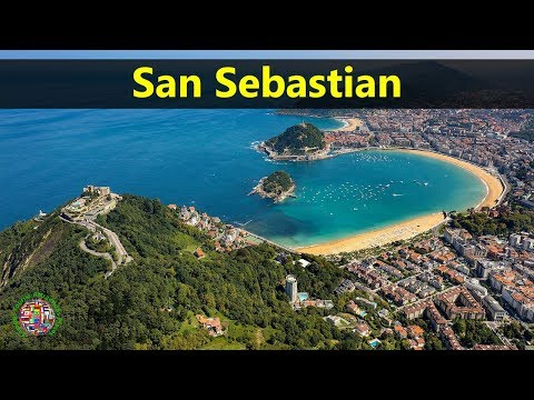 Best Tourist Attractions Places To Travel In Spain | San Sebastian Destination Spot