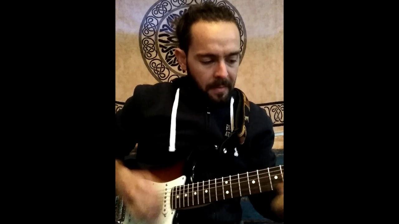 Bb Blues Cover Kirk Fletcher Youtube