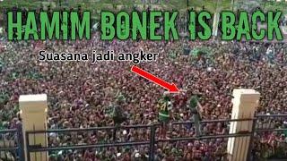 HAMIM GIMBAL IS BACK | BONEK jadi angkerrrr...!!!!