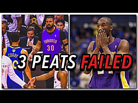 Download 3 Peats: The Almost Impossible Feat For Every NBA Dynasty