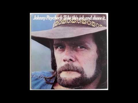 Johnny Paycheck - Take This Job and Shove It {LP}