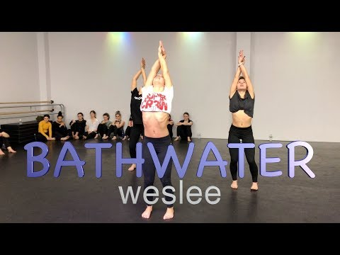 Bathwater | Weslee - Dance Combo