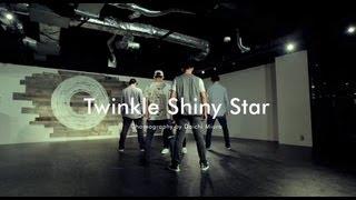 三浦大知 (Daichi Miura) / 「Twinkle Shiny Star -CHOREO VIDEO-」from NEW SINGLE『GO FOR IT』(CHOREO VIDEO盤)