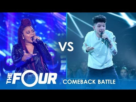 Lil Bri vs Dylan Jacob: Next Generation Of RAPPERS Battle! | S2E7 | The Four