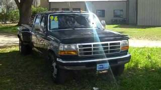 used Ford F350 Diesel Crew Cab Dually Gainesville Fl for sale Ocala Lake City Jacksonville