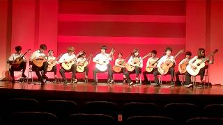 首都大学東京古典ギター部×中央大学古典ギタークラブ 第9回ジョイントコ...