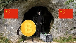 Bitcoin Centralization On The Rise As China Moves To Regulate Mining Industry.
