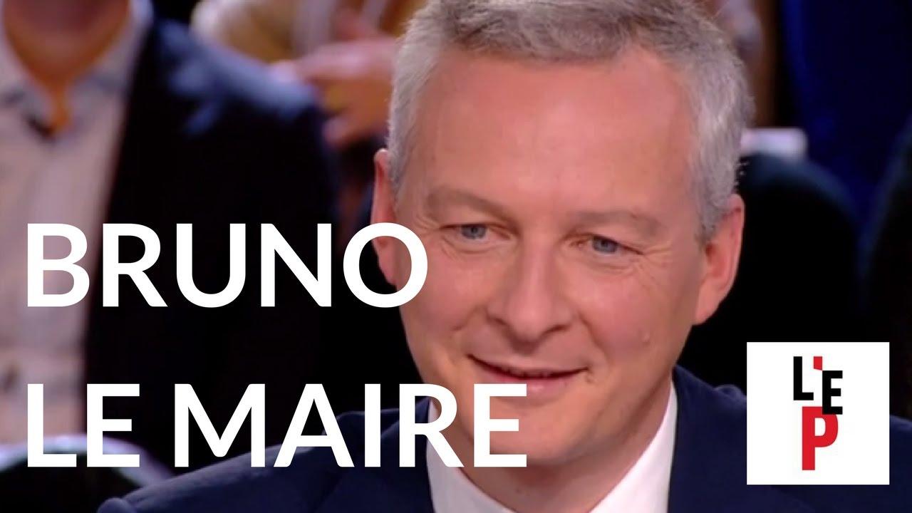 REPLAY INTEGRAL - L'Emission politique avec Bruno Le Maire le 20 octobre 2016 (France 2)