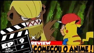 REVIEW - POKÉMON SUN & MOON 9! ASH VS TRUMP!
