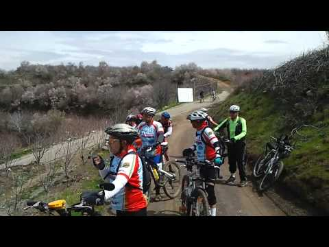 Travel Israel Bike Tour in the Golan Heights