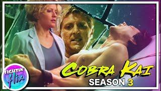 COBRA KAI Season 3: PART 1 - The Shocking Truth REVEALED! (sous-titres français)