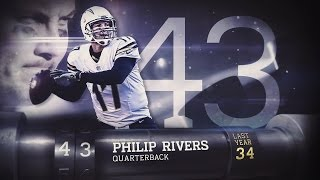 Top 100 Players of 2015: Philip Rivers