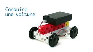 A la découverte de la robotique : conduire une voiture