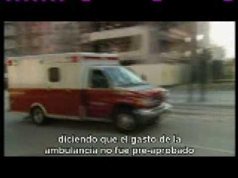 sicko trailer subtitulos en español